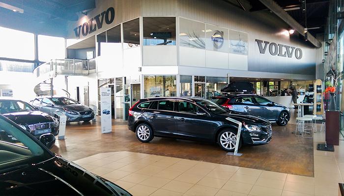Acheter sa voiture chez un concessionnaire Volvo à Bordeaux